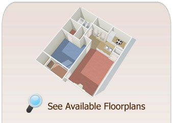 Tuckaway at Shawnee apartment floorplans